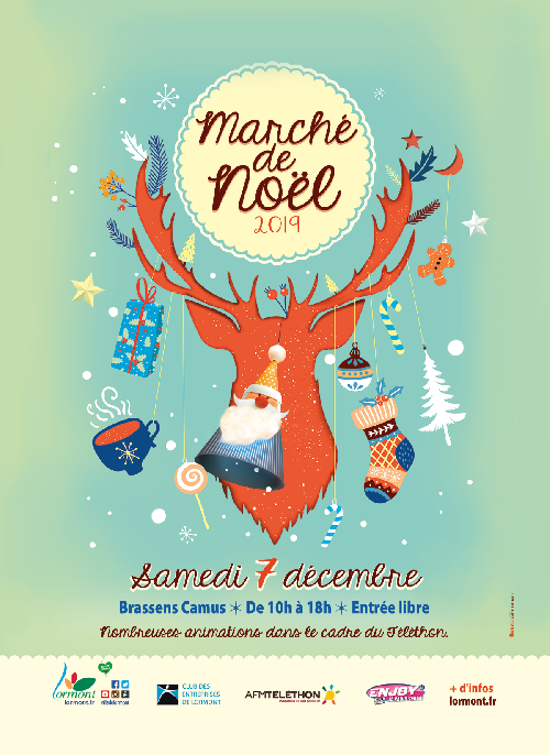 Marché de Noel 2019