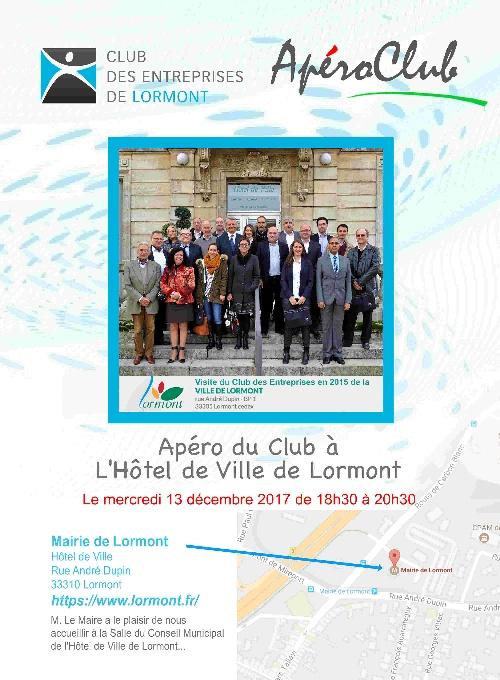 ApéroClub Mairie de Lormont