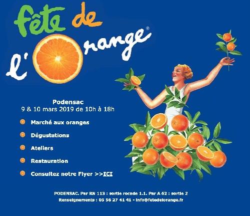 La Fete de l'Orange 2019