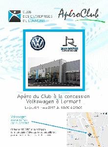 ApéroClub chez Volkswagen